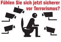 Geheime und praktisch kaum kontrollierte Behörden überwachen alles und jeden (Symbolbild)