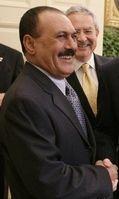 Ali Abdulla Salih Bild: de.wikipedia.org