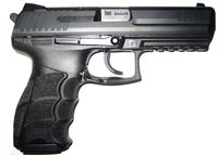 Die HK P30 ist eine speziell für die Polizei konzipierte Selbstladepistole des deutschen Waffenherstellers Heckler & Koch und stellt eine Weiterentwicklung der P2000 dar.