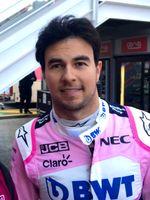 Sergio Pérez (2019)
