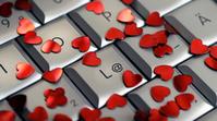 Tastatur: Lügen von Online-Datern sind durchschaubar. Bild: wisc.edu