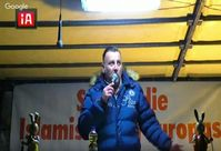 "Bild: Screenshot Youtube Video ""14.03.16 PEGIDA live vom Altmarkt Dresden"""