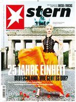 """stern Titel 40/2015 Bild: """"obs/Gruner+Jahr, STERN/Ellen von Unwerth"""""""