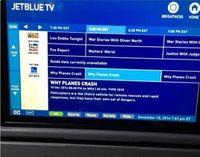 Bord-TV: Reisende sehen Doku