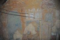 Wandmalereien in St. Georg - Oberzell Quelle: MPA Universität Stuttgart (idw)