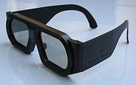 Einwegbrille MasterImage-Verfahren. Bild: de.wikipedia.org