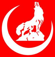 Logo der Grauen Wölfe