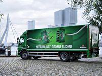 Emoss 18-Tonnen-Elektrokraftlastwagen (19 Tonnen GGW)