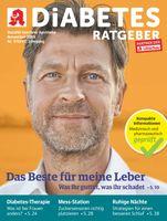 """Titelbild Diabetes Ratgeber 11/2019 / Bild: """"obs/Wort & Bild Verlag - Gesundheitsmeldungen/Wort&Bild Verlag GmbH & Co. KG"""""""