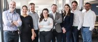 "Das deutsche Team der Silicon Valley Bank in Frankfurt / Bild: ""obs/Silicon Valley Bank"""