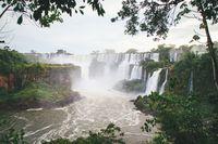 Die Iguazú-Wasserfälle in Argentinien Bild: Visit Argentina Fotograf: Visit Argentina