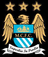 Logo von Manchester City (offiziell: Manchester City Football Club)