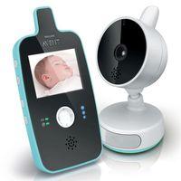Moderne Babyphones haben oft viele Zusatzfunktionen wie z.B. Kameras. Bild: Baby-Walz.de