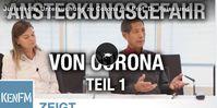 """Bild: SS Video: """"Juristische Untersuchung zu Corona mit Prof. Dr. Reiss und Prof. Dr. Bhakdi (Teil 1)"""" (https://tube.kenfm.de/videos/watch/591e638d-1289-4e76-a247-eaef66958f89) / Eigenes Werk"""