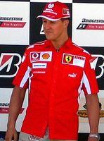 Michael Schumacher Bild: Chris J. Moffett