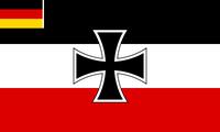 Reichskriegsflagge von 1921–1933