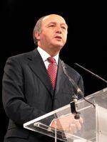 Laurent Fabius im Mai 2007