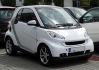 Smart Fortwo Coupé Pulse.