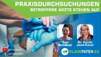 """Bild: SS Video: """"PRAXISDURCHSUCHUNG - Betroffene Ärzte stehen auf - Dr. Carola Javid Kistel im Interview"""" (https://youtu.be/cgRIHMYbwrs) / Eigenes Werk"""