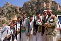 Männer aus dem Jemen (Symbolbild)