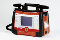 Defibrillator mit Monitor, Drucker, SpO2, manuellem/automatischen Modus