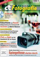"""Zeitschrift """"c't Digitale Fotografie"""""""
