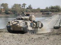 Wer überquert am schnellsten den Fluss?  International Army Games (Symbolbild)