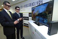 Microsoft und LG starten eine gemeinsame 3D-Offensive. Bild: flickr.com/LGEPR