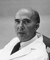 Renato Dulbecco (c. 1966) Bild: wikipedia.org