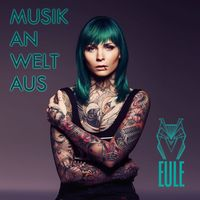 """""""Berlin - Tag & Nacht""""-Star EULE (28) veröffentlicht heute ihr Debütalbum """"Musik an, Welt aus"""". Bild: """"obs/RTL II/EL CARTEL MUSIC"""""""