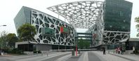 Firmensitz in Hangzhou