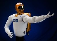 R2: Auf in unendliche Weiten, die nie ein humanoider Roboter zuvor gesehen hat. Bild: NASA