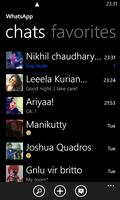 WhatsApp for Windows Phone. Bild:  Uncletomwood - wikipedia.org