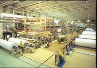 Papierproduktion  Bild: Verband Deutscher Papierfabriken (VDP) Fotograf: UPM