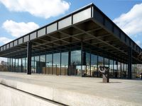 Neue Nationalgalerie, Kunst des 20. Jahrhunderts (Foto 2010)