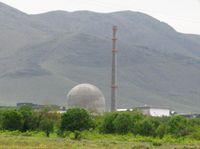 Die Atomanlage IR-40