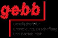 Logo Gesellschaft für Entwicklung, Beschaffung und Betrieb