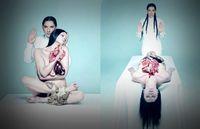 Marina Abramovic satanische Kunst (Symbolbild)
