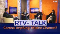 """Bild: Screenshot Video: """" RTV-TALK: Corona-Impfung: (K)eine Chance!?"""" (www.kla.tv/19065) / Eigenes Werk"""