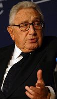 Henry Kissinger Bild: World Economic Forum / de.wikipedia.org
