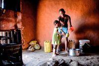 Bild: SOS-Kinderdörfer weltweit Fotograf: Max Bastard, Eswatini 2016