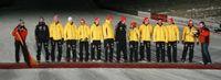 Präsentation des deutschen Teams. Bild: Karl Koch / ExtremNews