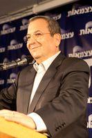 Ehud Barak, 2012