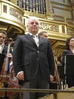 Daniel Barenboim, Wien, 2008