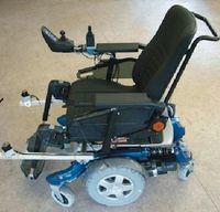 Intelligenter Rollstuhl: RADHAR bringt Menschen mehr Autonomie. Bild: radhar.eu