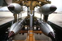 B61-Atombomben