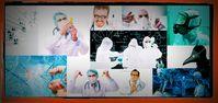 Ärzte, Politiker und Konzernchefs haben es eilig mit der genetischen Manipulationder Weltbevölkerung (Symbolbild)