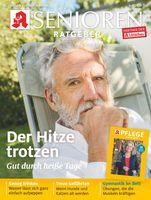 """Senioren Ratgeber-Titelcover, Ausgabe 7/2020.  Bild: """"obs/Wort & Bild Verlag - Gesundheitsmeldungen"""""""