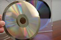 CD & Album (Symbolbild)