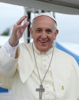 Papst Franziskus (August 2014)